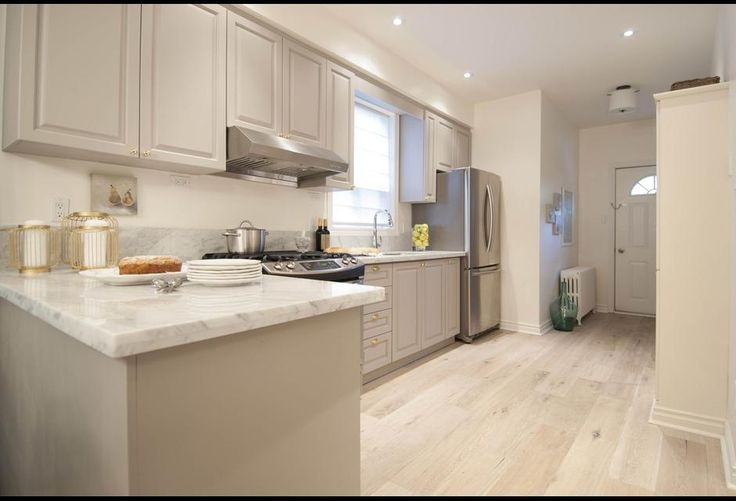 17 best images about flooring on pinterest ash plank for Best cream paint color for kitchen cabinets