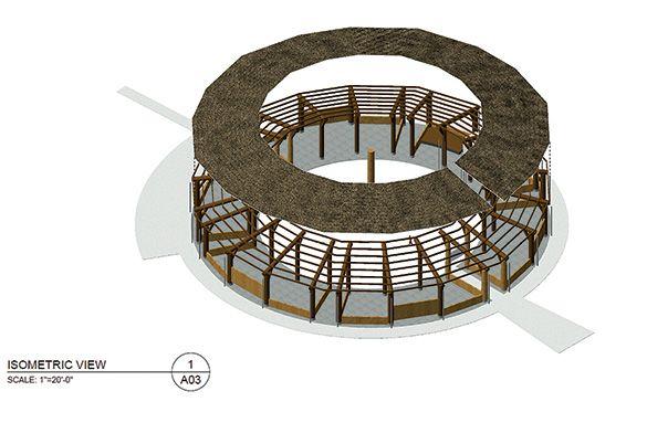 powwow-grounds-arbor-drawing.jpg (585×402)