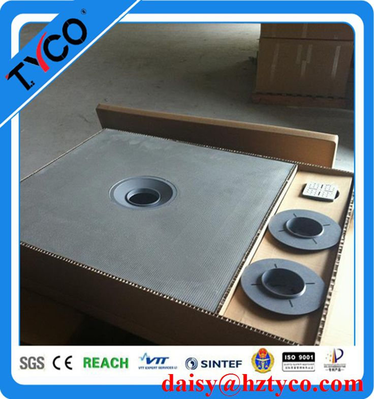 hot sale & high quality tile ready shower pans/trays With Promotional Price