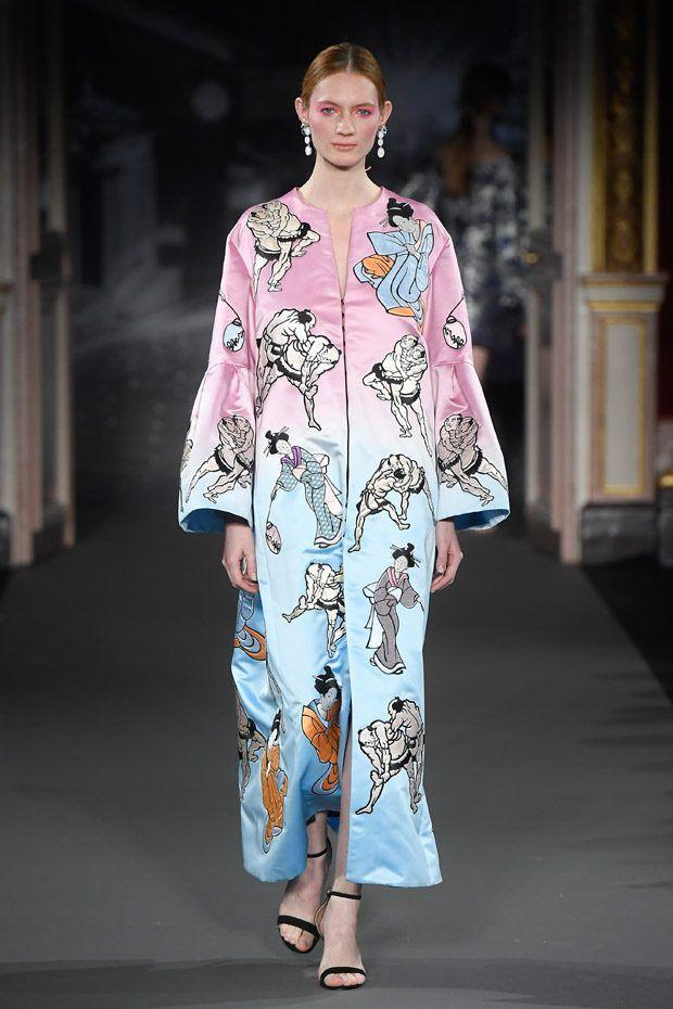 Yumi Katsura Couture весна-лето 2014
