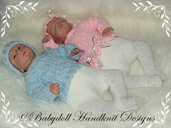 FREE Sweaters and Leggings for Premature Babies-
