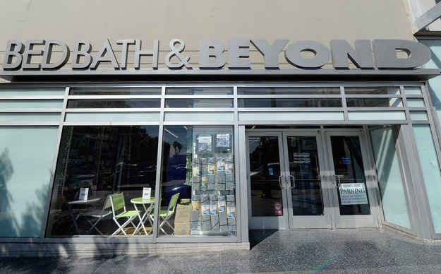 You've shopped at Bed Bath and Beyond, because at one point in your life you needed to buy bath towels.
