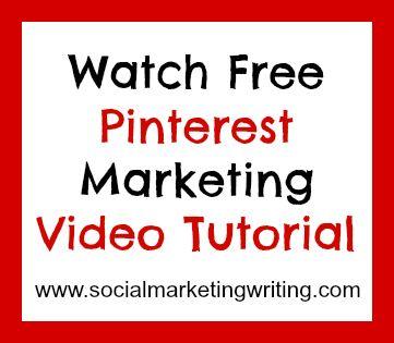How to Use Pinterest for Business: Video Tutorial (by Mitt Ray of Social Media Marketing Writing)  #pinterestmarketingindurban #pinterestmarketingcapetown #socialmediamarketingdurban http://stephenstrydom.co.za/pinterest-marketing
