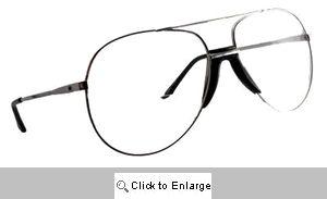 Hugo Metal Bifocals Glasses - 135 Silver