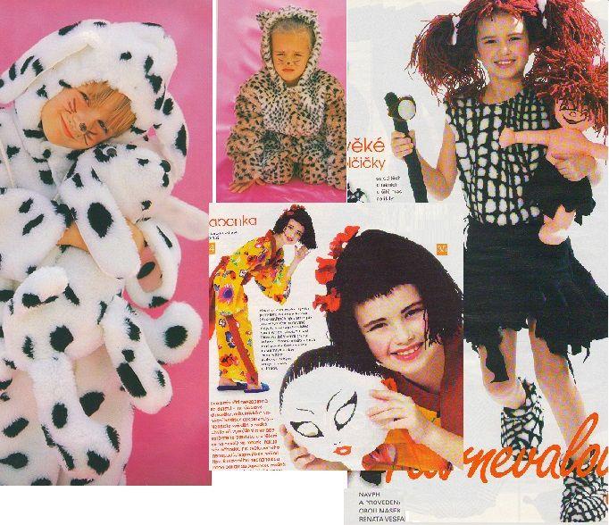 Made by Renata Vespa. Children, toys, carnival