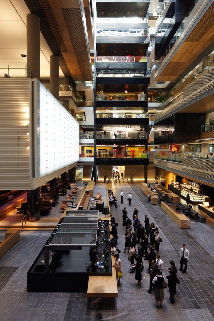 ANZ Centre - Melbourne