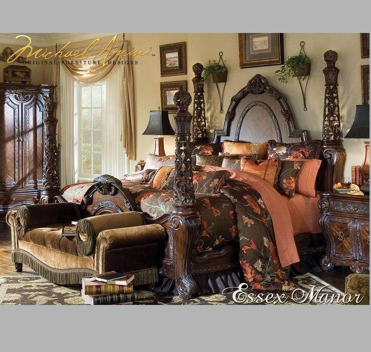 Bedroom Sets With Pillars 81 best bedroom furniture images on pinterest | bedroom furniture
