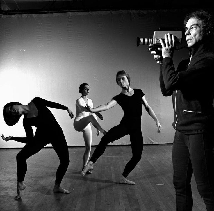 World Dance Movement faculty members Desmond Richardson