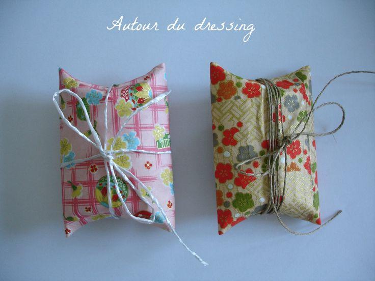 diy boite cadeau en rouleau de papier toilette et papier pos au d copatch emballage cadeaux. Black Bedroom Furniture Sets. Home Design Ideas