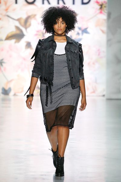 Torrid's NYFW Show Reaffirmed Fashion's Disdain for Fat People - Racked