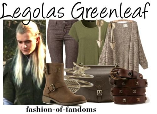 Legolas Greenleaf from Lord of the Rings