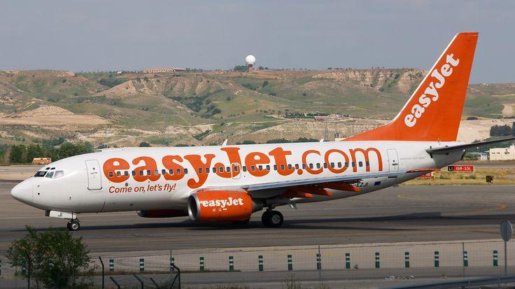 EasyJet voli: oltre 45mila voli scontati per febbraio-aprile
