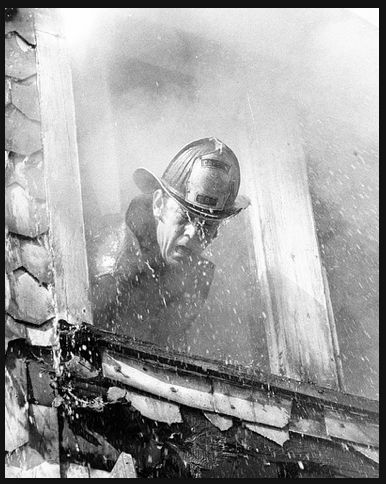 Firefighter via Tumblr shared by nyfirestore.com