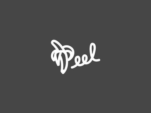 Peel - Creative Yet Smart Logo Design Examples by Quillo Creative