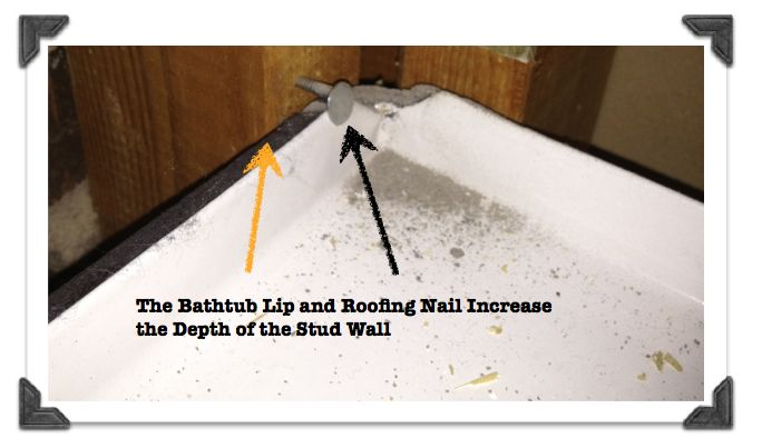 Pin by jeff patterson on shower remodeling pinterest - Installing tile around bathtub ...