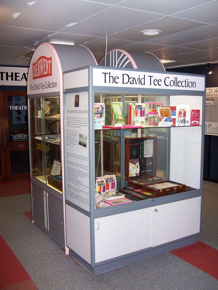 Keswick Pencil Museum, October 2010.