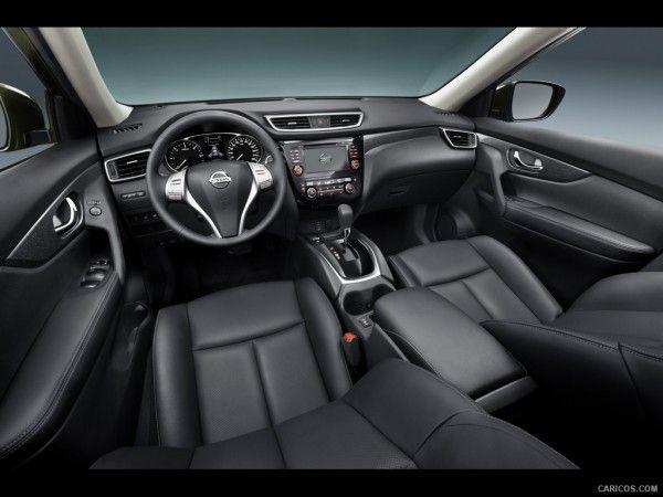 2014 Nissan X-Trail Interior