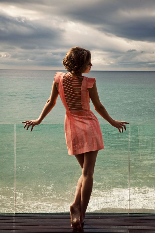 //: Summer Dresses, Back Dresses, Backless Dresses, The Ocean, The View, The Dresses, Cut Outs, Open Back, Back Details