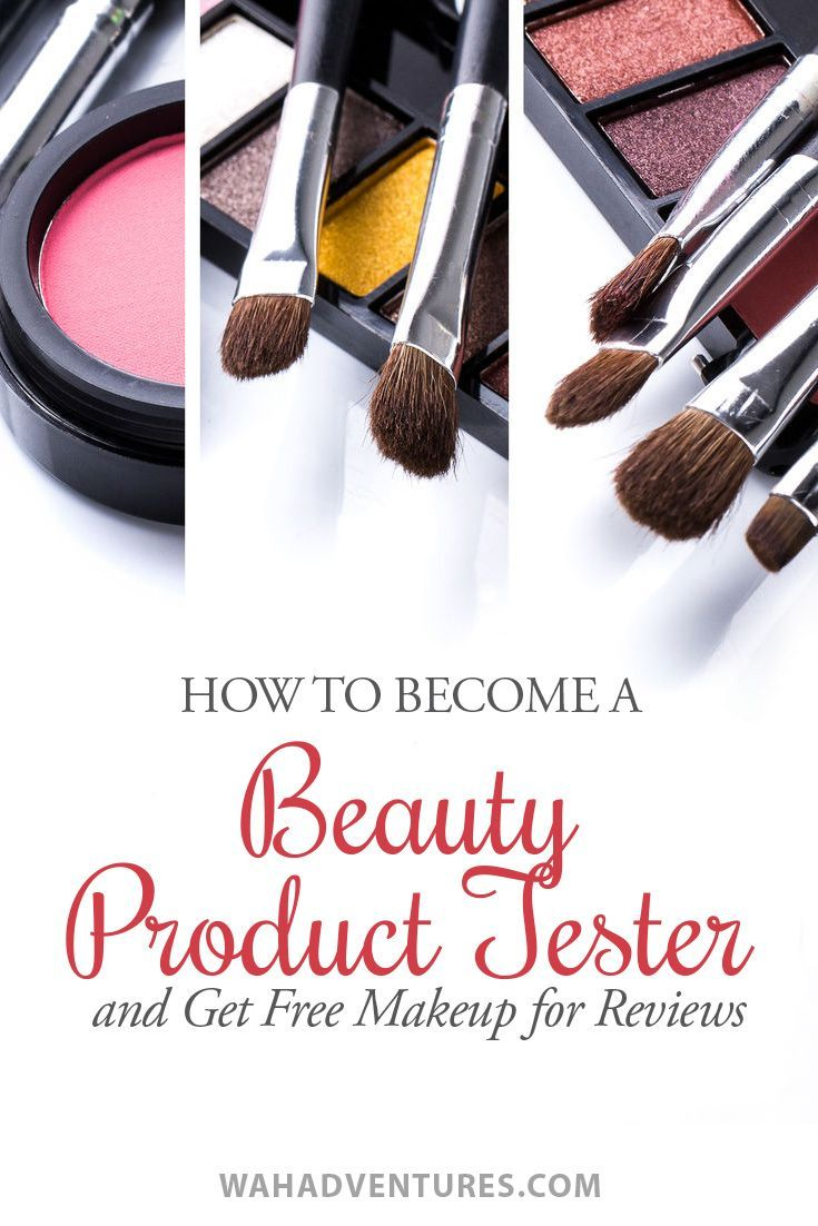 41 Ways To Become A Beauty Product Tester And Get Free Makeup For Reviews Get Free Makeup Free Makeup Samples Cruelty Free Makeup Brands