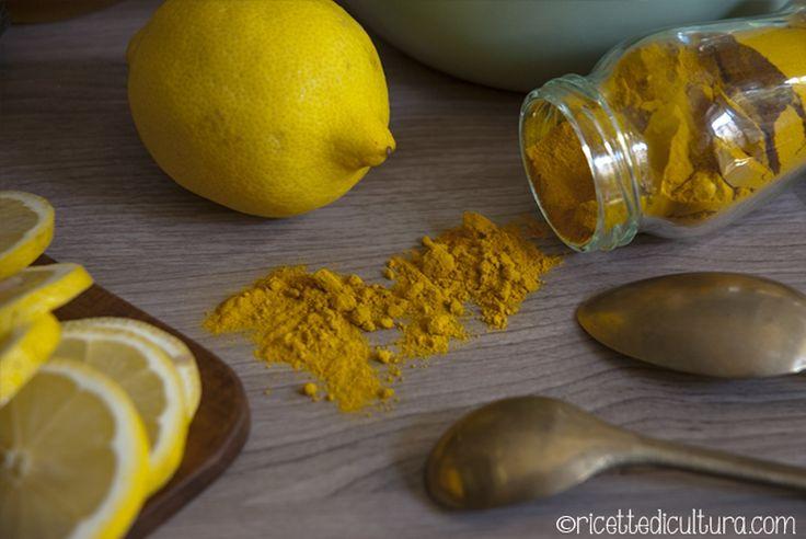 Abbina Così Limone e Curcuma Per Perdere 4 Chili a Settimana e Accelerare la Digestione
