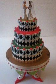 wedding cake: New York