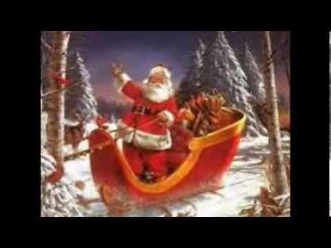 Santa Claus -obrazki dla dzieci.