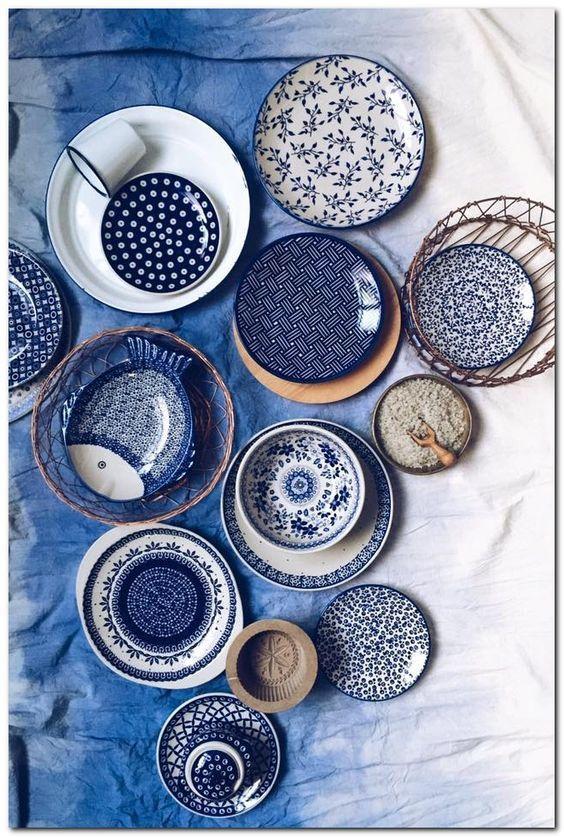 El azul en tu hogar, de relajante a elegante. - Zigrid Trejo