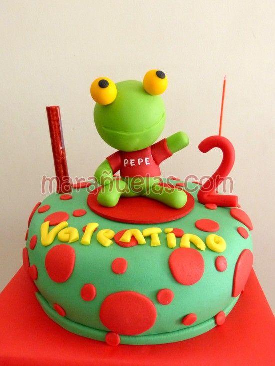 tortas de sapo pepe - Buscar con Google