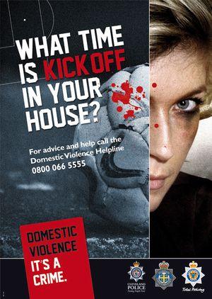 Domestic Violence Campaign Cleveland Police - http://www.cleveland.police.uk/news/campaigns/campaign7527.aspx