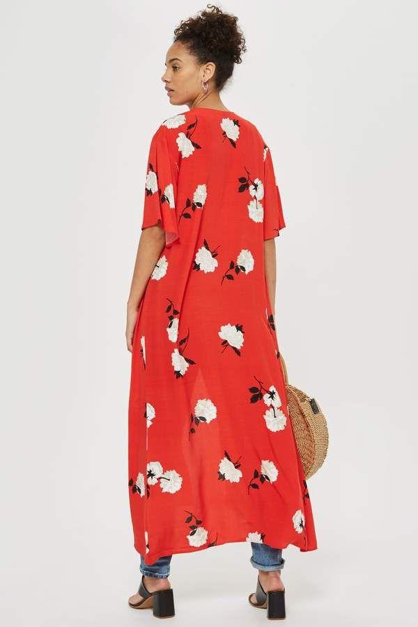 **Elba Longline Kimono by Nobody's Child