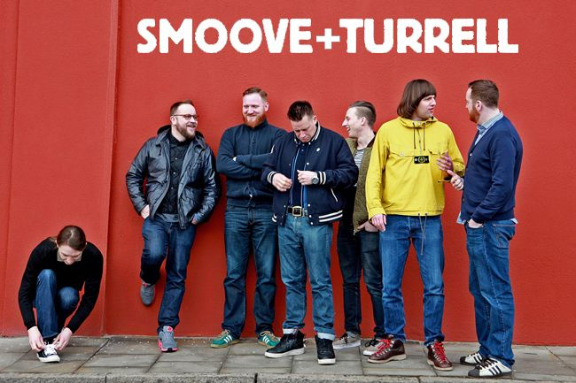 Smoove  Turrell with logo 2