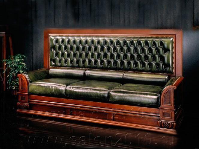 сталинский диван с высокой спинкой - mimege.ru