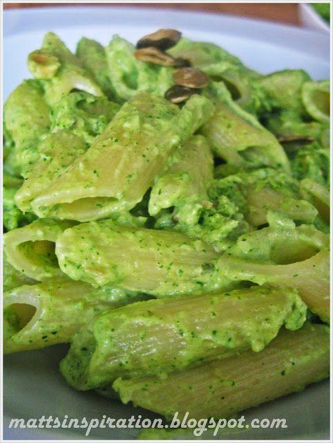 Pesto z rukoli #mattsinspiration #pesto