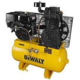 Dewalt 30-Gallon Two Stage Gas Air Compressor Dxcmh1393075