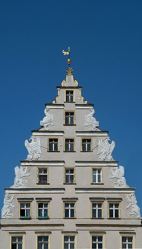 Griffins House Wroclaw Dolnoslaskie Poland Wroclaw