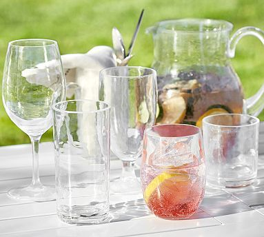 PB Classic Outdoor Drinkware, Set of 6 #potterybarn