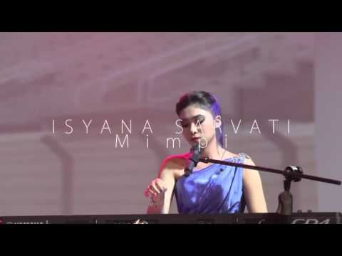 Isyana Sarasvati video list Live Performance – Artfinity Bali