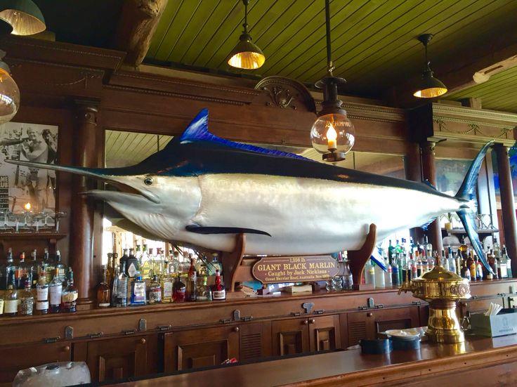Jack Nicklaus black Marlin
