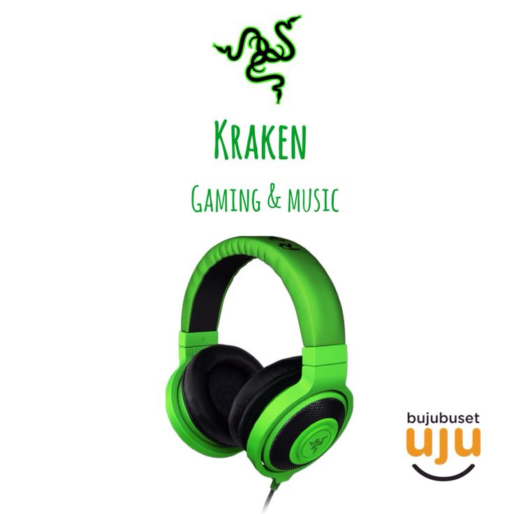 Kraken Gaming & Music IDR 835.000