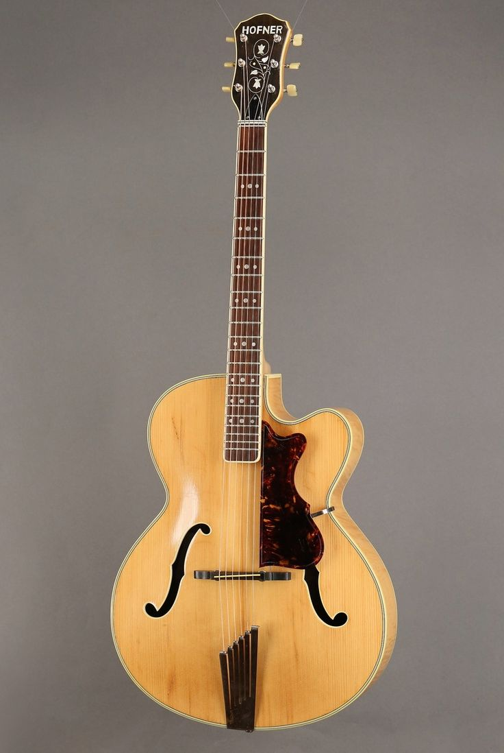 Catch of the Day: 1960 Hofner President | The Fretboard Journal: Keepsake magazine for guitar collectors
