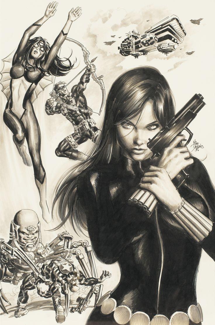 Mike Deodato (né en 1963) Secret Avengers N°1 | Lot | Sotheby's