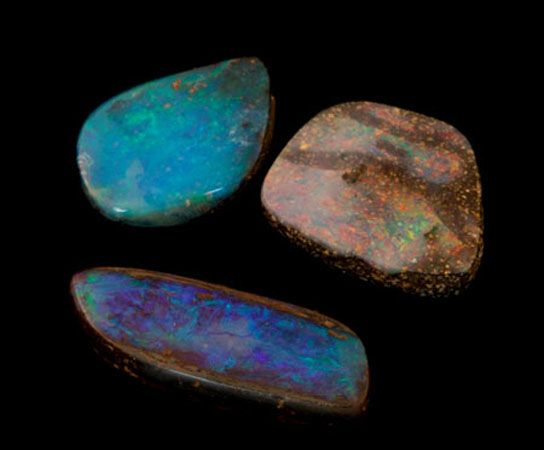 Product No.203 – Queensland Boulder Opal on http://www.opalessence.net.au