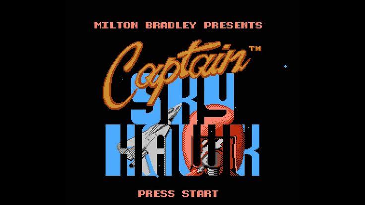 Failed at Playing Captain Skyhawk(NES) on PC