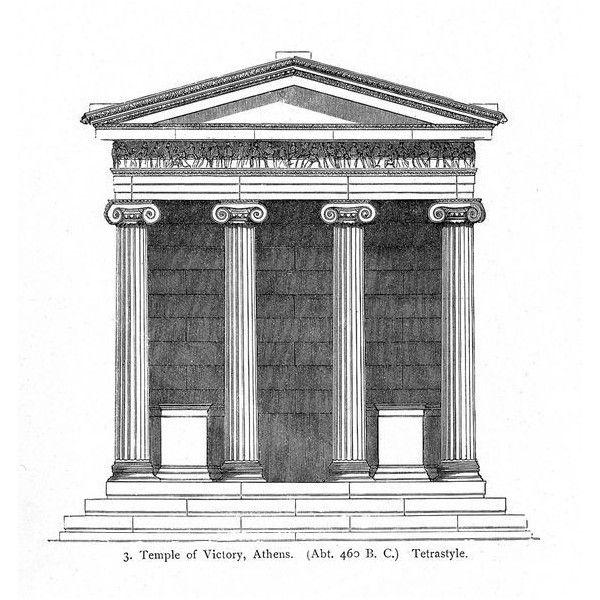 Greek Architecture Drawings 7 best capiteles images on pinterest