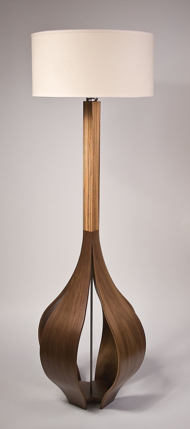Table lamp harp sizes - Michael Mccoy Via Artfulhome I D Like It For My Living Room Sculptural
