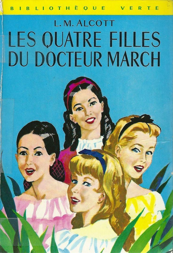 Un des livres de chevet de mes jeunes années, et chez moi, on était quatre filles!!!