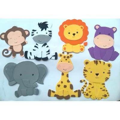 fiesta infantil tematica animales de la selva - Buscar con Google …
