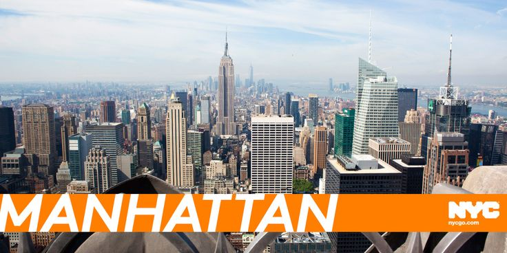 Visitor information about Manhattan, NYC, including Times Square, Central Park, Chinatown, SoHo, TriBeCa, Harlem, Greenwich Village, Little Italy and more