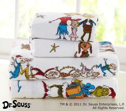 Dr Seuss Kids Room Bedding Twin Sheet Set By Dr Seuss