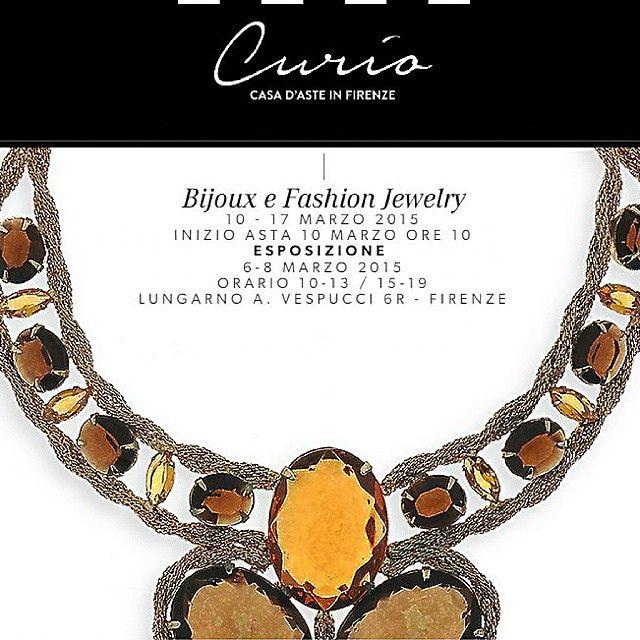 Asta Bijoux e Fashion Jewelry - Catalogo Online @curiofirenze www.curiofirenze.com #asta #auction #bijoux #costumejewelry #fashion #fashionjewelry #moda #italy #florence #luxury #trend #mood #precious #like #necklace #curio #london #NY #paris #dubai #rich #moskow